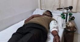 ভাঙ্গুড়ায় সড়ক দুর্ঘটনায় আমাদের সময়ের প্রতিনিধি আহত