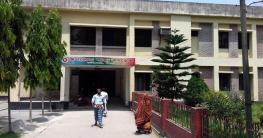 চাটমোহর হাসপাতাল ও আবাসিক এলাকা লকডাউন