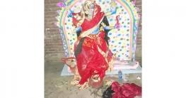 সুজানগরে কালী মন্দিরের তিনটি প্রতিমা ভাঙচুর