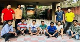 খরচের টাকা বাঁচিয়ে অসহায় মানুষের পাশে পাবনা জেলা স্কুলের ছাত্ররা