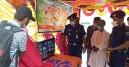 সিসি ক্যামেরার আওতায় চাটমোহর রেল বাজার