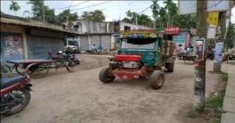 চাটমোহরে সড়ক দাঁপিয়ে বেড়াচ্ছে অবৈধযান 'কুত্তা গাড়ি'