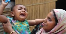 চাটমোহরে কিডনীর জটিল রোগে ভুগছে ১৮ মাস বয়সী মাইশা