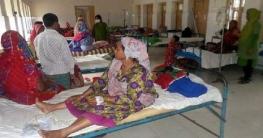 উপজেলা স্বাস্থ্য কমপ্লেক্সে পুষ্টি গুণ সম্পন্ন খাবার পাচ্ছেন রোগী