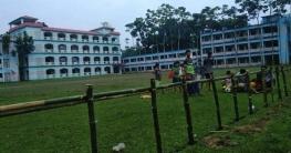 সাঁথিয়া সরকারি কলেজে গরুর হাট বন্ধ করলেন ইউএনও