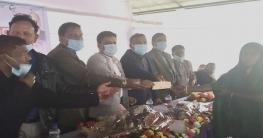 কমলগঞ্জে ২৮০ চা শ্রমিক পেলেন প্রধানমন্ত্রীর অনুদানের চেক