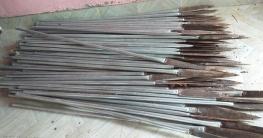 পাবনায় বাড়িতে লুকানো ছিলো ৯৫ টি ধারালো বর্শা