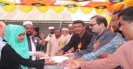 পাবনায় মহিলা দাখিল মাদরাসায় বার্ষিক ক্রীড়া প্রতিযোগীতা
