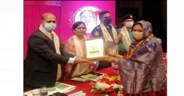 পাবনার সুমনা সাথীসহ বিভাগের পাঁচ নারীকে 'জয়িতা' সম্মাননা প্রদান