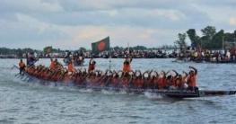 ভাঙ্গুড়ায় পক্ষকালব্যাপি ঐতিহ্যবাহী নৌকা বাইচের উদ্বোধন