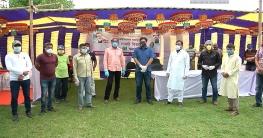 পাবনায় আরও ৯৫০ পরিবারকে খাদ্য সামগ্রী দিল স্কয়ার