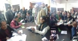 পাবনা জেলা পরিবহন মালিক গ্রুপের নির্বাচন, ফরম বিক্রি শুরু