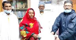 সুজানগরে অসহায়দের মাঝে ইসলামী ব্যাংকের খাদ্য সহায়তা