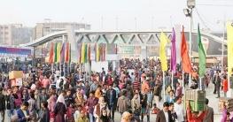 ঢাকা আন্তর্জাতিক বাণিজ্য মেলার পর্দা উঠছে আজ