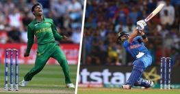 ক্রিকেট বিশ্বকাপে ভারত-পাকিস্তানের যত লড়াই