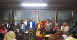 বেড়া আলহেরা একাডেমী স্কুলে নার্সারী শাখার ক্লাস উদ্বোধন