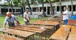 চাটমোহরের স্কুলগুলোতে শেষ মূহুর্তের প্রস্তুতি